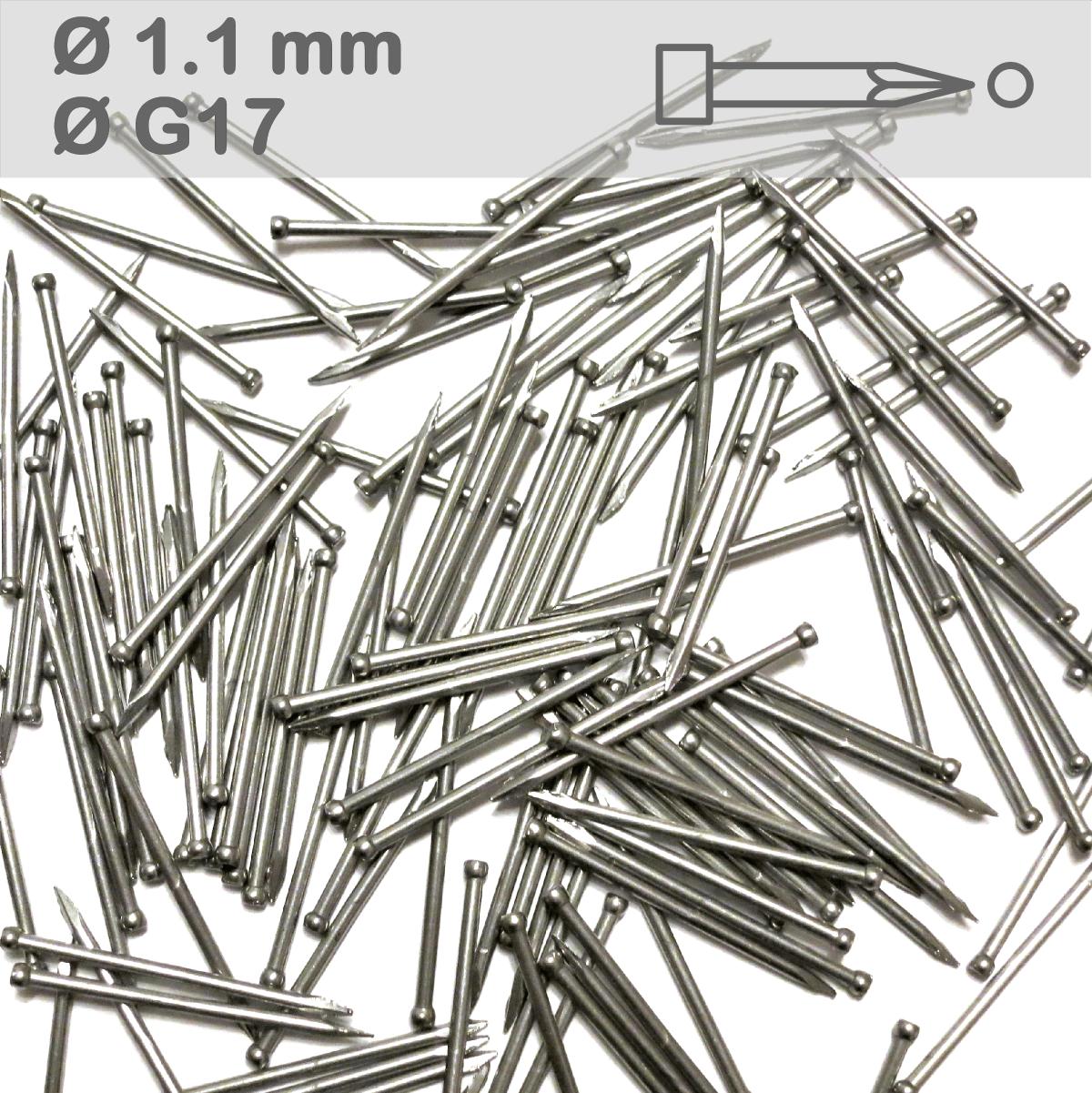 Schuhnägel, Schuster-Nägel, Drahtstifte, Sohlennägel, Stiefelnägel,